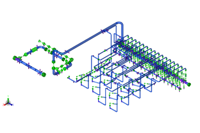 SISTECH CONSULTANTS :: Piping Stress Analysis
